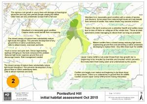 Habitat Assessment October 2015
